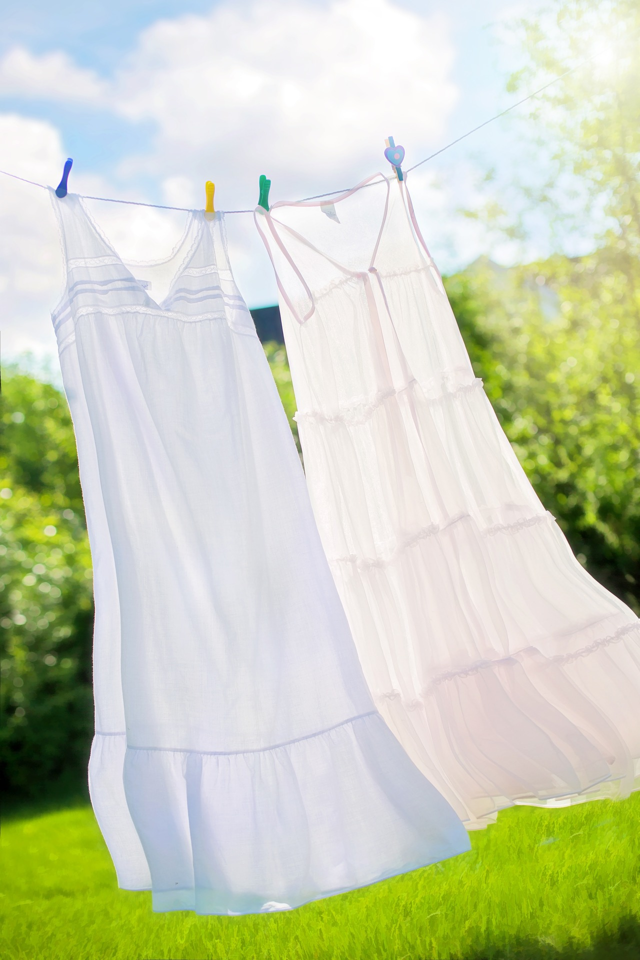 Life Without a Clothes Dryer